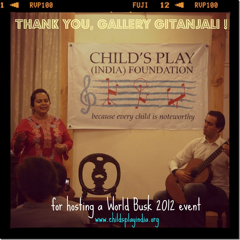 Gitanjali Thank You