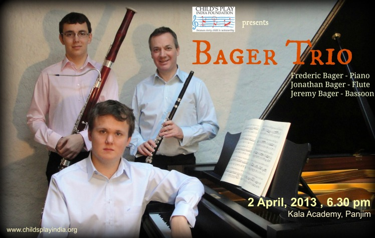 bager trio