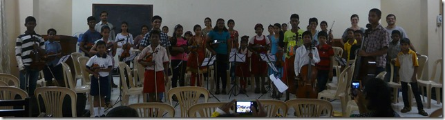 Junior Camerata Child's Play India